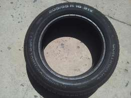 Continental ssr tyre 205/55 R16 for sale