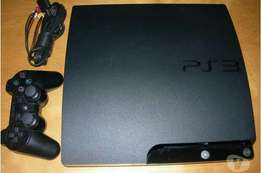 Ps3 Slim Hacked with lots of games