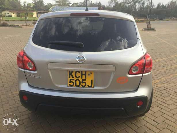 Nissan Duallis very clean Trade in accepted Madaraka - image 6