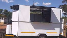 Food trailers. - Custom built food trailers