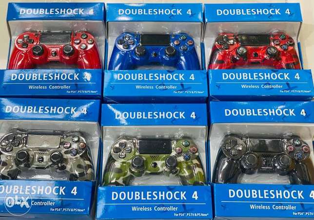 Ps4 1st Copy Controllers