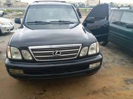 2005 Lexus LX470 For Sale!!