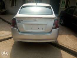 Nissan Sentra 2010 Foreign Used
