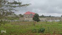 1/8th Plot for Sale at Kikuyu Gikambura