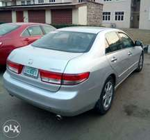 A super clran 2004 Honda Accord E.O.D for sales