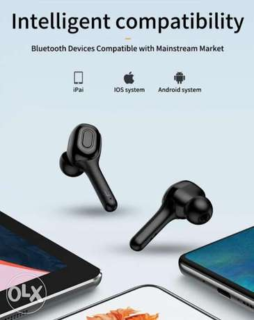 T9S earphone bluetooth الرياض -  2