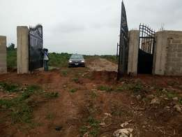 Buy an affordable estate land with C of O close to Covenant University