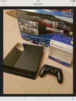 in the box new Storage: 500GB Sony PS4 Jet Black CUH-1116A