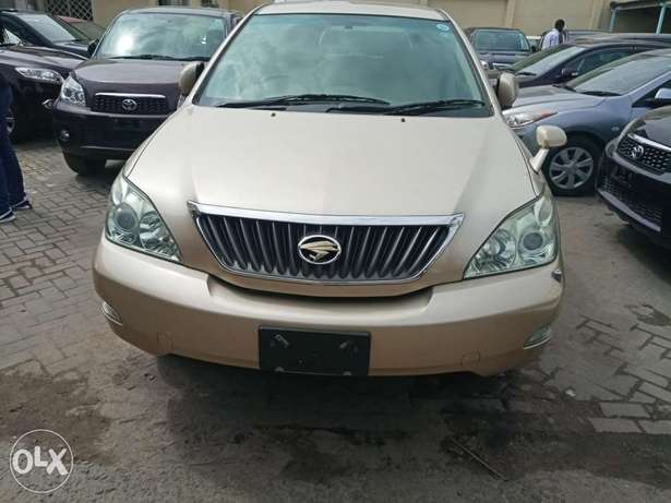 Toyota Harrier Gold KCP number Mombasa Island - image 5