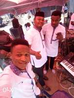 Harvest entertainment band a.k.a unlimited music