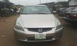 Honda Accord EOD 2003 model 4 sale