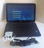 very clean HP notebook laptop for sale + 5hours