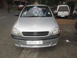 2005 opel corsa 1.4 for sale