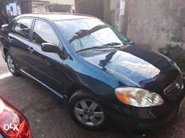 Toyota Corolla Sport Tokunbo. 2004 for sale. Extremely Clean