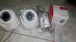 CCTV accessories and Installations