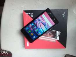 Itel s11 with front flash light