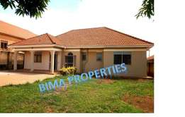 charming 3bedroomed and 1 boys quater on sale at 300m
