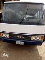 Very clean Toyota coaster bus for sale