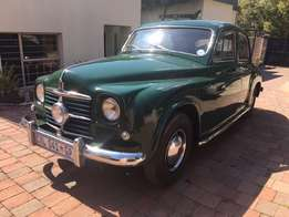 1951 Rover P4 Cyclops For sale - PRISTINE CONDITION!