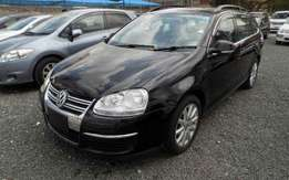 Volkswagen TSI black Dark interior