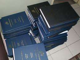hard cover Binding services
