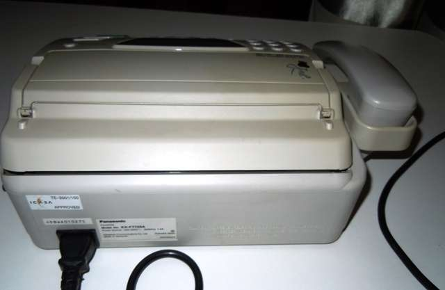 Panasonic – Fax Machine – Thermal - KX-FT72SA Newlands - image 2
