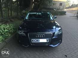 Audi A4, Year 2009, KCH, 1800cc, Not Used Locally, Exceptionally Clean
