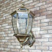 Solar pillar head outdoor garden villa wall door &lamp garden park
