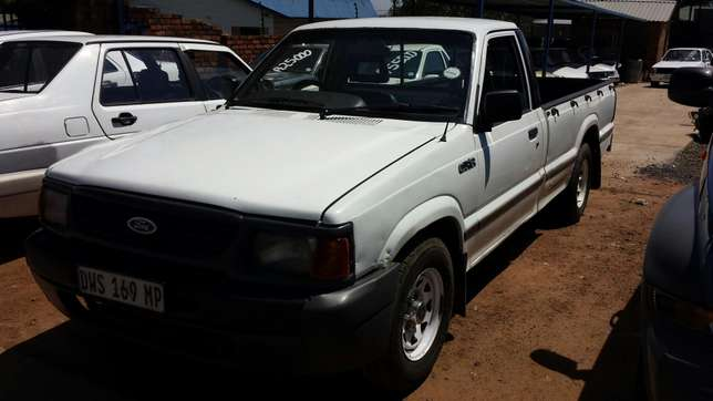 Ford Courier 2.5 Diesel Witbank - image 2