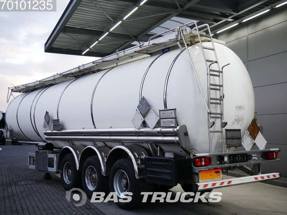 Feldbinder TSA 38.3-3 Chemie tank 38.700 Ltr / 3 / - 1998