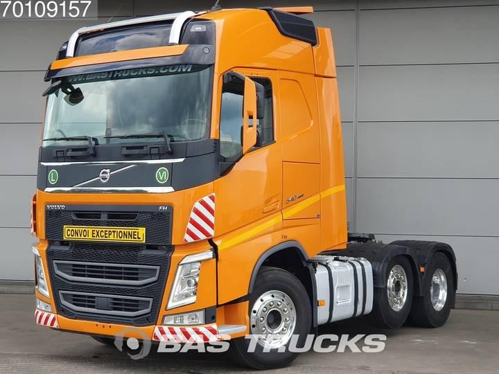 Volvo FH 540 6X2 VEB+ Manual Lift+Lenkachse Euro 6 - 2015