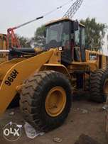 2012 CAT Wheel Loader 966H, Construction Equipment