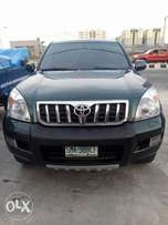 Very Neat Registered 2005 Toyota Prado 2 Doors