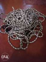 camping/lifting/rescue/hiking/climbing rope 50metres