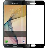 Samsung Galaxy J7 prime 3D tempered glass protector