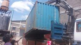 verified containers twauza with all proper documents container