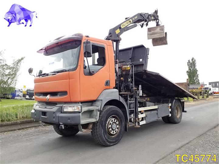 Renault Kerax 19 260 - 2001