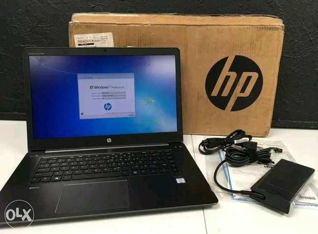 Hp Zbook 15 G3 workstation Ikeja - image 1