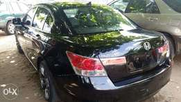 Nigerian Used Honda Accord, 2009, Very OK
