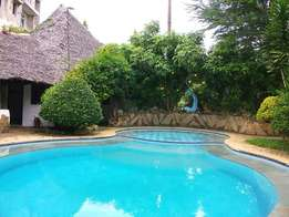3 Bedroom fully furnished holiday home for rental in lamarina mtwapa