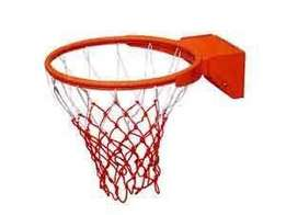 Very strong basketball ring