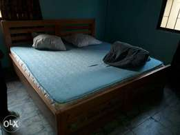 bed and matress