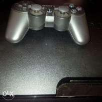used ps 3 game black
