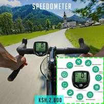 Bicycle Speedometer and Odometer Wireless with Digital LCD