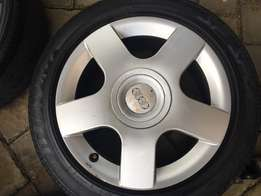 Audi A3 Mags and Tyres for sale