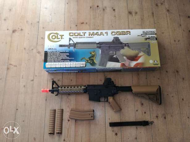 Airsoft _ colt m4a1 cqb r Pinelands - image 1