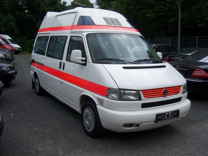 Volkswagen T4 TDI Krankenwagen - 2002