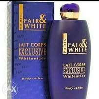 Fair and white exclusive whitenizer