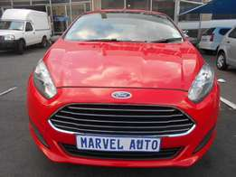 2013 Ford Fiesta 1.4 Trendline For R120000
