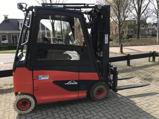 Linde E25hl-01/600-387 - 2012